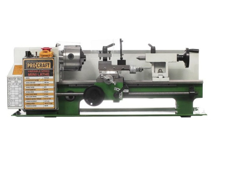 Токарный станок Procraft WMM-800