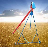 Шнековые погрузчики ø 108 мм. производительностью от 2 до 6 т/час.