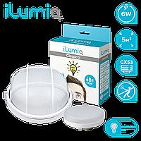 Светильник Ilumia 095 ML-6-IP65-wh c лампой GX53, 6Вт, 4000 K