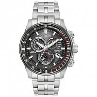 Часы Citizen Eco-Drive AT4129-57H Chronograph Е650, фото 1