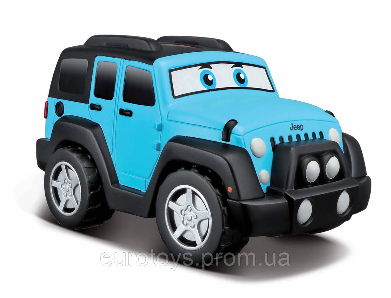 BB Junior игровая автомодель с И/К управлением Jeep Wrangler Unlimited