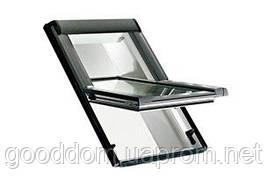 Мансардное окно  Roto Designo R4 WDF 45 Н дерево (05/07)