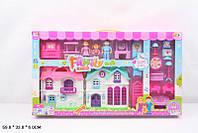 Домик для кукол (кукольный дом)