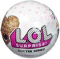 Кукла LOL Лол серия блестящий сюрприз L.O.L. Surprise Glitter Series 551577
