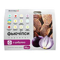 Фьючипсы классические с семенами льна и луком