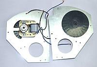 Мотор (двигатель) конвекции для овощесушилки YJF6110-010 15W.В сборе с крыльчаткой.