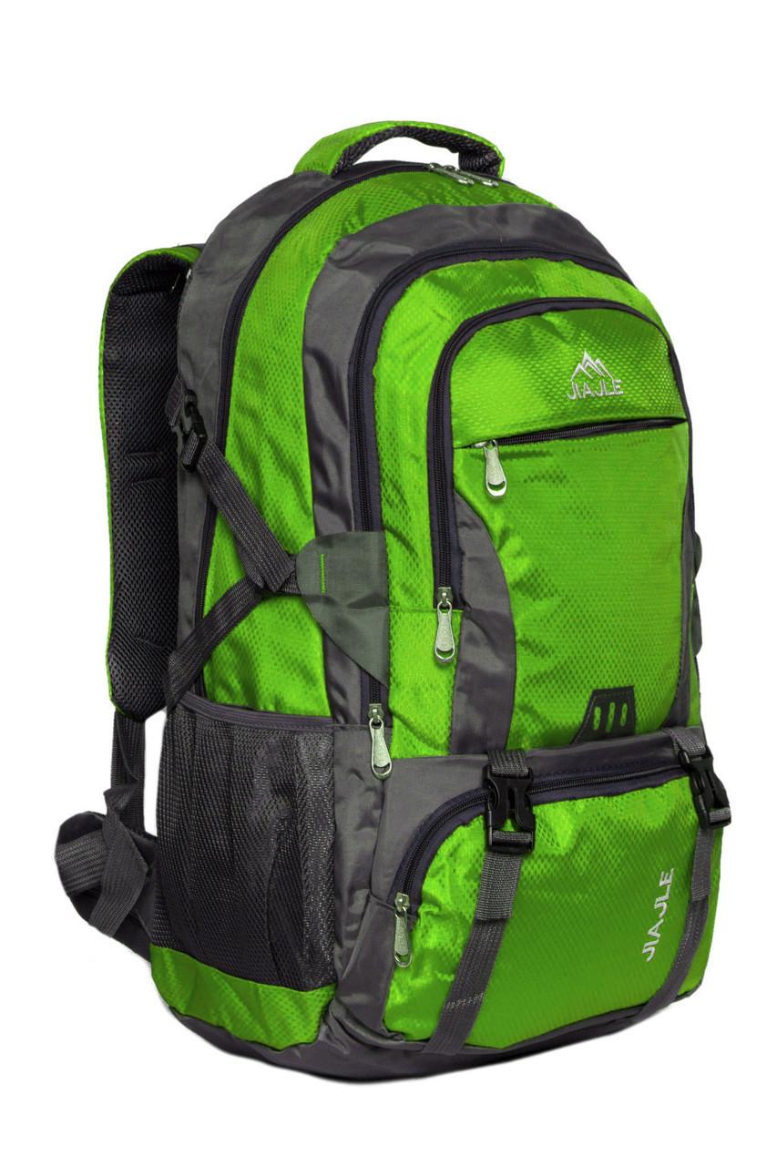 Рюкзак А055 Jiajle 40L green