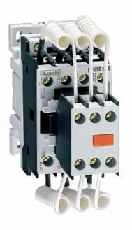 Контактор BFK18 10A 15 kVAR