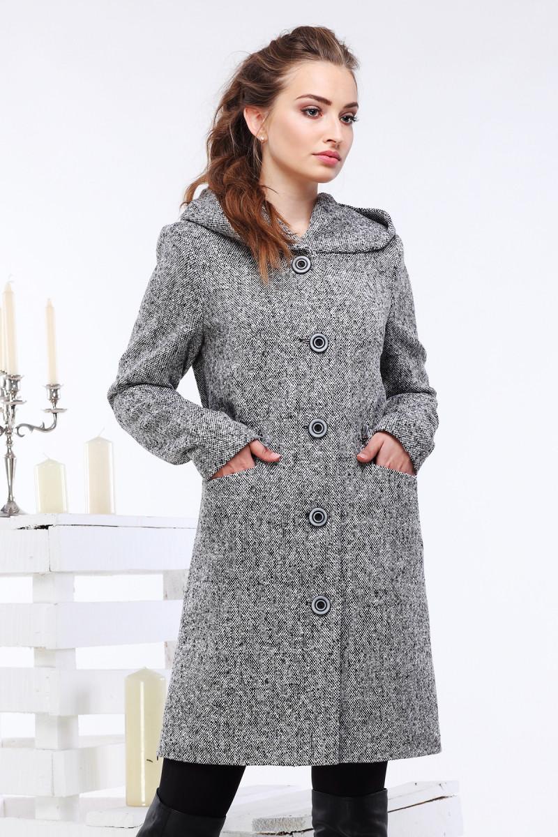Молодежное пальто Биргит