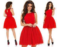 Шикарное платье на праздник 7228 ел
