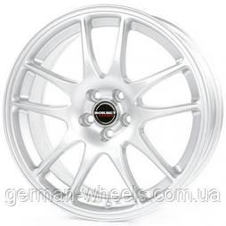 Диски Borbet RS цвет Brilliant Silver параметры 6.5J x 16'' 4 x 108 ET 27