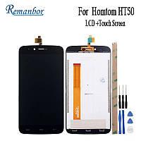 Lcd дисплей + сенсор для Homtom HT50 (Модуль)