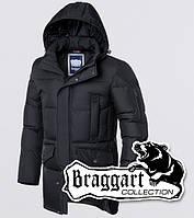 Модная мужская зимняя куртка Braggart