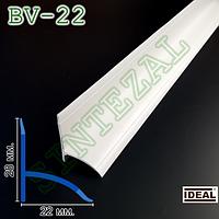 Пластиковый плинтус для ванны IDEAL BV-22, фото 1