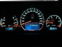 Шкалы приборов для Mercedes CLK 2000-2002, фото 1