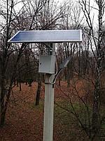 15W  светодиодный уличный автономный фонарь SMD с солнечной батареей и датчиком движения