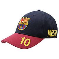 Бейсболка юношеская Barcelona Messi 10 Junior, фото 1