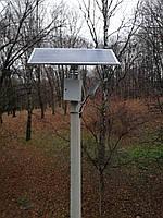 30W  светодиодный автономный уличный светильник SMD с солнечной батареей 300W, фото 1