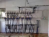 Автомат промывки молокопровода