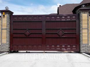 Вуличні ворота і хвіртки ТМ Hardwick