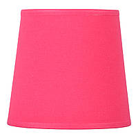 Абажур Corep FCH  диам 12 см  тёмно-розовый