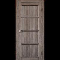Дверь APRICA  АР-01. Исполнение: глухое (дуб грей, дуб беленый, орех). KORFAD (КОРФАД)