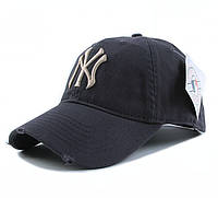 Бейсболка New York Black