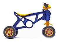 Мотоцикл Беговел 2 Орион для деток от 2 лет Синий Детский мотоцикл выдерживает нагрузку до 20 кг