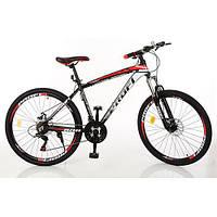 Велосипед Profi 26Д. EB26FORMAT A26.1