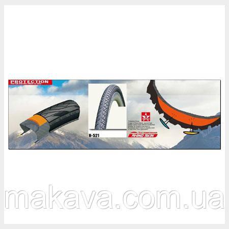 """Велосипедные покрышки 28"""" Турист H-521 АНТИПРОКОЛ  5 Level  5mm Rhinoskin's 700x32C(32-622) ChaoYang-Top Brand"""