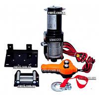 Лебедка электрическая 12В 1360кг, 3000lb (12-030)