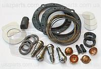 Комплект Спайсер для ремонта шкворневого узла УАЗ с вкладышами нового образца полный