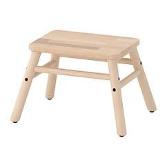 Табурет-лестница IKEA VILTO береза 603.444.53