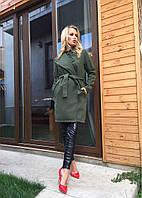 Пальто женское 197 (р. 42 -46) купить по низкой цене Одесса
