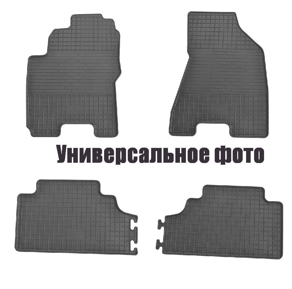 Коврики в салон для Opel Astra G 98-/Opel Astra H 05 - (4 шт) BUGET b1015014