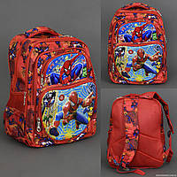 Рюкзак детский школьный Человек паук