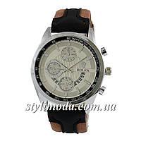Часы наручные Rolex Date B99 Brown-Silver-White