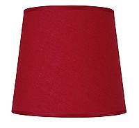 Абажур Corep FCH диам 14 см красный