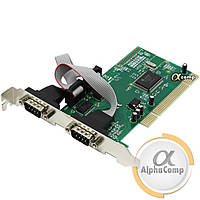 Контроллер PCI - COM WCH CH352L (EXT: 2×COM) б/у