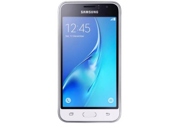 Samsung J120H Galaxy J1 Duos White