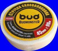 Стрічка-сітка для ГК (серпянка) BudMonster PRIME 45 мм*90 м