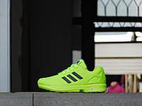 Женские кроссовки Adidas Салатовые 10251