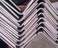 Уголок гнутый стальной 25х25х2,0 мм ГОСТ 19771-93
