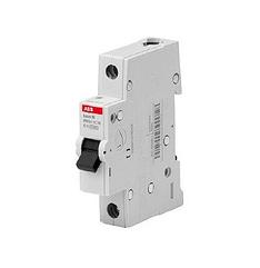 Автоматический выключатель ABB BasicM 1P 10A