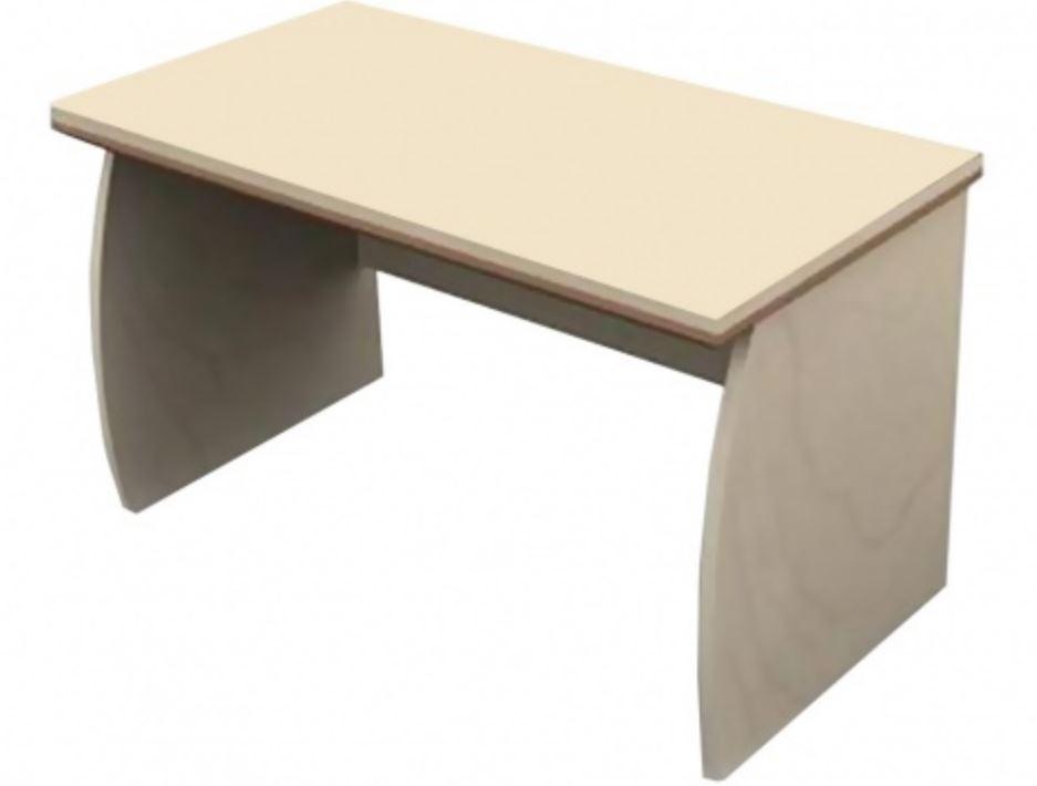 Письменный стол An-08-4 Angel комби (береза с вишней)