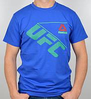 Спортивная мужская футболка реплика Reebok, фото 1