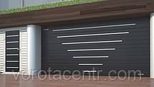 Ворота секційні гаражні RSD01 2000х1800 DoorHan