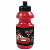 """Бутылка для напитков """"Cars (Тачки)"""", цвет красный"""