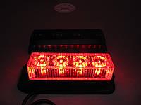Стробоскопы светодиодные LED 04В 12-24В. Фара вспышка.