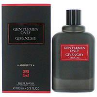 Мужская парфюмированна вода gentlmen only absolute 100 ml